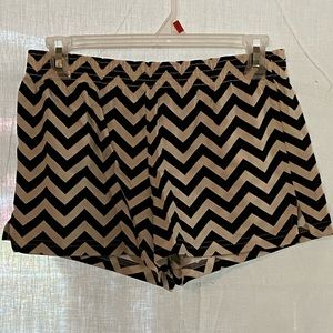 cotton shorts (worn once)